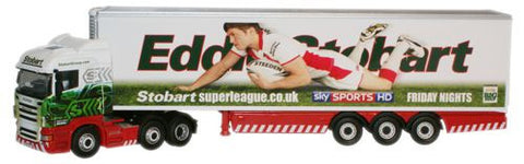 Oxford Diecast Stobart Super League St. Helens - 1:76 Scale