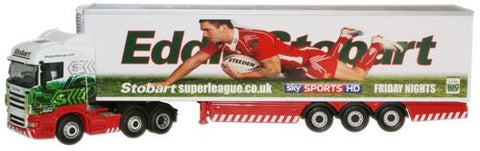 Oxford Diecast Stobart Super League Salford City Reds - 1:76 Scale