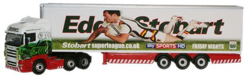 Oxford Diecast Stobart Super League Bradford Bulls - 1:76 Scale