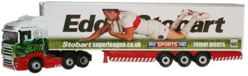 Oxford Diecast Stobart Super League Hull Kingston Rovers - 1:76 Scale