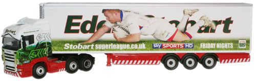 Oxford Diecast Stobart Super League Wakefield Wildcats - 1:76 Scale