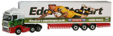 Oxford Diecast Stobart Super League Castleford Tigers - 1:76 Scale