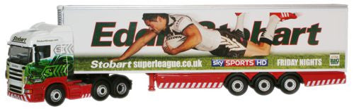 Oxford Diecast Stobart Super League Widnes Vikings - 1:76 Scale