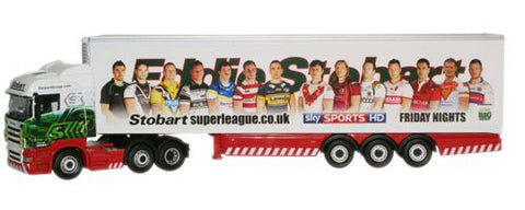 Oxford Diecast Stobart Super League - 1:76 Scale