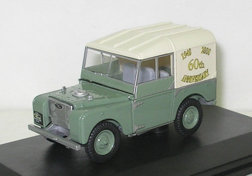 Oxford Diecast Land Rover Series 1 Club - 1:43 Scale