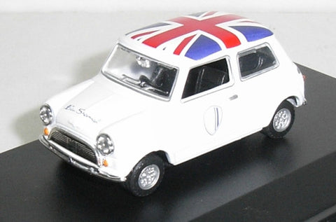 Oxford Diecast Ben Sherman Union Jack - 1:43 Scale