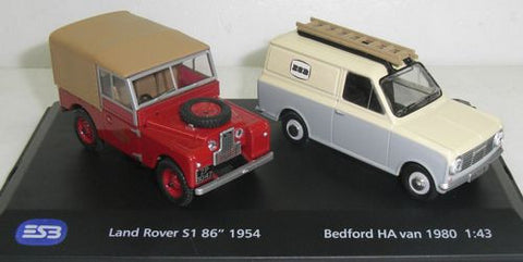 Oxford Diecast ESB Set - 1:43 Scale