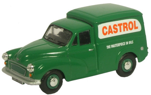 Oxford Diecast Castrol Germany - 1:43 Scale
