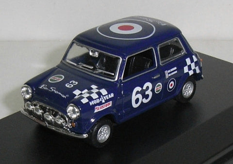 Oxford Diecast Ben Sherman - 1:43 Scale