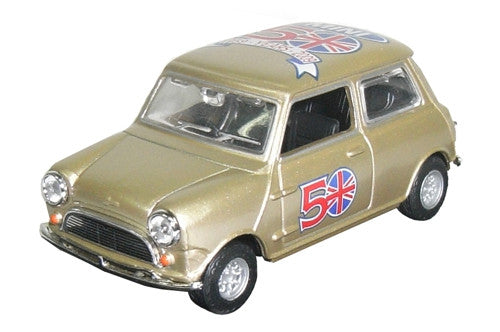 Oxford Diecast Mini 50th Anniversary - 1:43 Scale