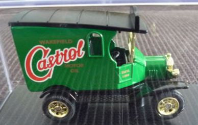 Oxford Diecast Model T Castrol 2009
