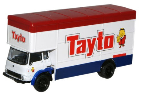 Oxford Diecast Mr Tayto Bedford TK - 1:76 Scale