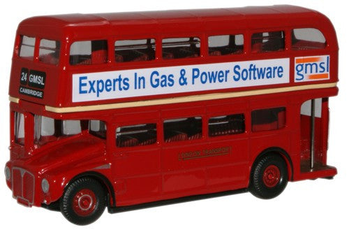 Oxford Diecast GMSL Routemaster Bus - 1:76 Scale