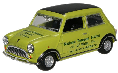 Oxford Diecast Transport Festival of Wales - 1:43 Scale