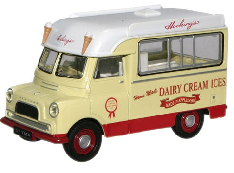Oxford Diecast Hockings Ice Cream - 1:43 Scale