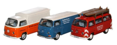Oxford Diecast Brantho Korrux VW Set - 1:76 Scale