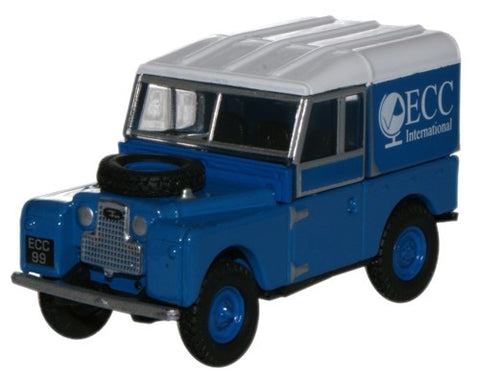 Oxford Diecast English China Clay - 1:76 Scale