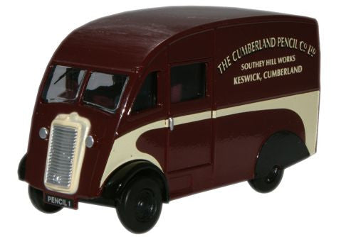 Oxford Diecast Cumberland Pencil Van - 1:76 Scale
