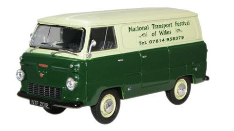 Oxford Diecast Festival of Wales 400E - 1:43 Scale