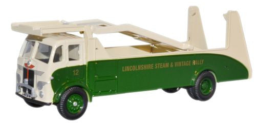 Oxford Diecast Linc Steam Fair Transporter - 1:76 Scale