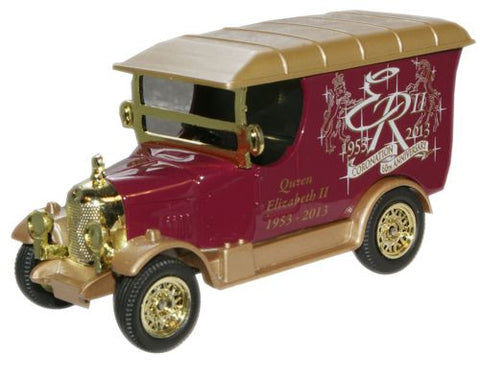 Oxford Diecast Queens Bullnose Morris Large 60th
