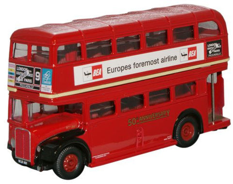 RICHMOND Summer Holiday Bus - 1:76 Scale