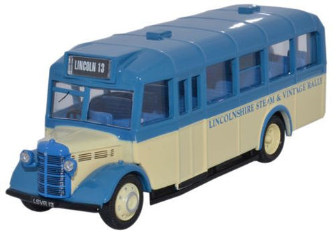 Oxford Diecast Lincolnshire Steam & Vintage Rally - 1:76 Scale