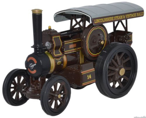Oxford Diecast Fowler B6 Road Lincs Steam & Vintage Rally 2014 - 1:76