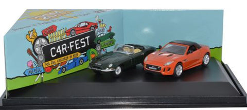 Oxford Diecast Carfest 2014 - 1:76 Scale