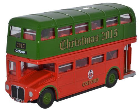 Oxford Diecast Routemaster Xmas 2015 - 1:76 Scale