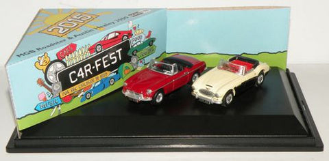 Oxford Diecast Carfest 2015 - 1:76 Scale