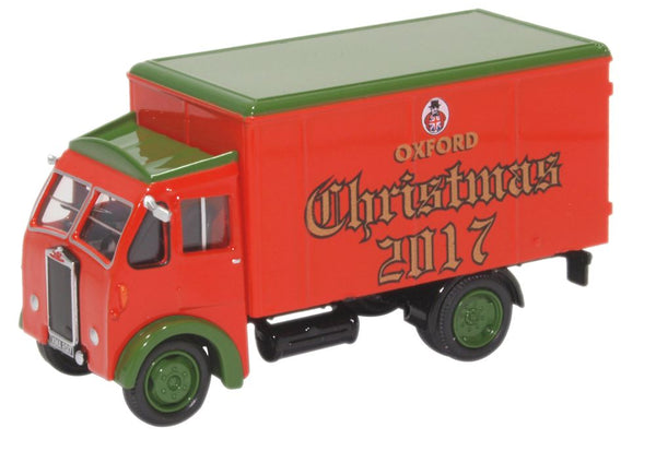 Oxford Diecast Xmas 2017 Albion