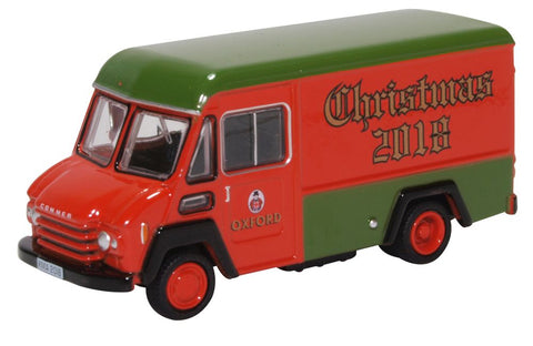 Oxford Diecast Commer Walk Thru Xmas 2018