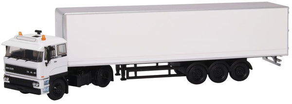 DAF Plain White