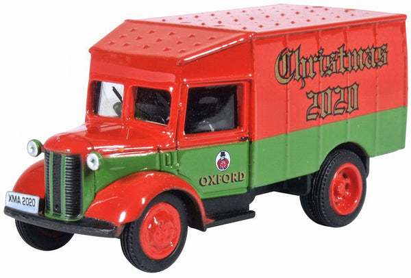SP151 Oxford Club Christmas 2020 1:76 Scale