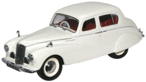 Oxford Diecast Ivory Sunbeam Talbot 90 MkII - 1:43 Scale