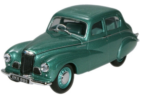 Oxford Diecast Beech Green Metallic Sunbeam Talbot 90 MkII - 1:43 Scal