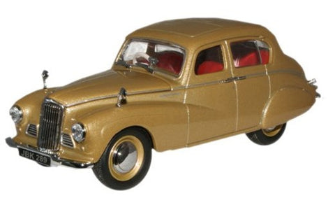 Oxford Diecast Satin Bronze Sunbeam Talbot 90 MkII - 1:43 Scale