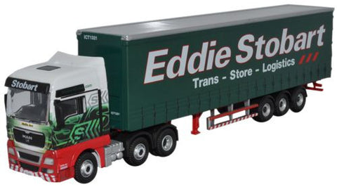 Oxford Diecast Stobart MAN - 1:76 Scale