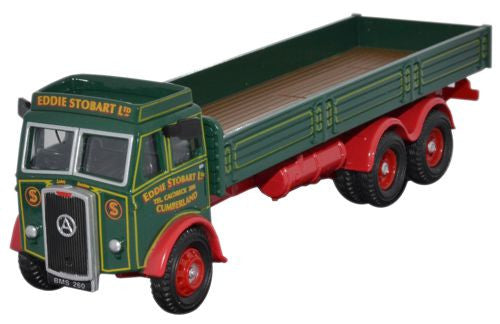 Oxford Diecast Atkinson 6 Wheel Dropside Stobart - 1:76 Scale