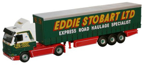 Oxford Diecast Scania 143 Curtainside - 1:76 Scale