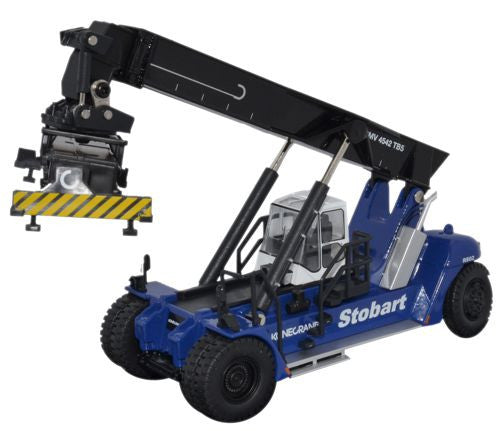 Oxford Diecast Konecranes Reach Stacker - 1:76 Scale