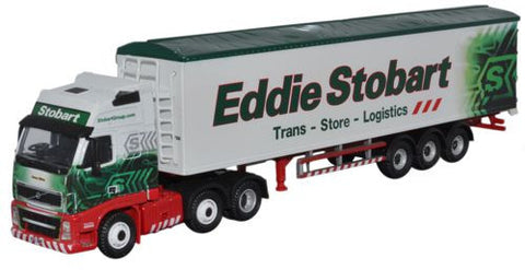 Oxford Diecast Volvo FH460 Walking Floor Trailer - 1:76 Scale