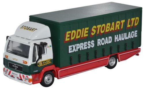 Oxford Diecast MAN L2000 - 1:76 Scale
