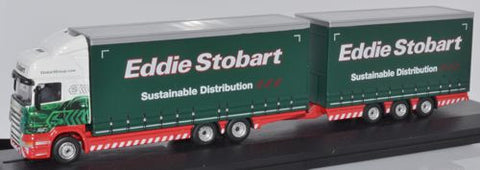 Oxford Diecast Scania R440 Drawbar - 1:76 Scale