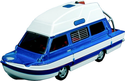 Oxford Diecast Damper Van Channel Crossing