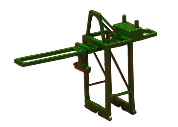 TRIANG Panamax Container Crane Green - 1:1200 Scale