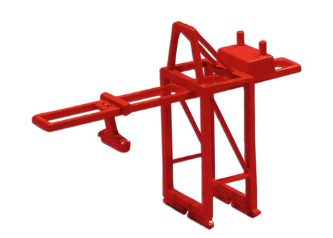 TRIANG Panamax Container Crane Orange - 1:1200 Scale