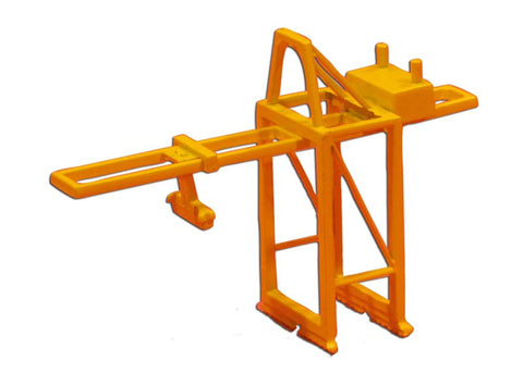 TRIANG Panamax Container Crane Yellow - 1:1200 Scale