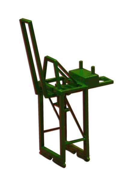 TRIANG Panamax Container Crane - Jib Up Green - 1:1200 Scale